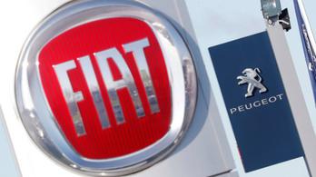Egyesülhet a Fiat és a Peugeot