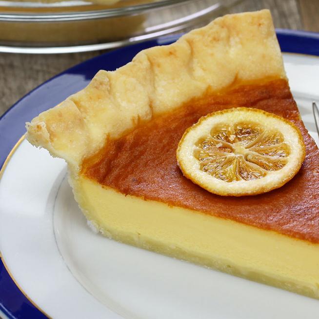 Omlós pite citromos krémmel töltve - Írótól lesz könnyed és selymes