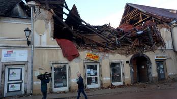 Újabb földrengések Horvátországban