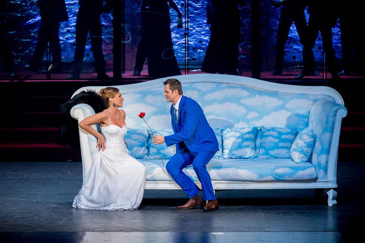 Traviata - Miklósa Erika (Violetta), Boncsér Gergely (Alfredo)