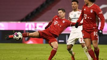 Matthäus szerint Lewandowski megdöntheti Gerd Müller rekordját