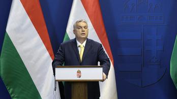 A járványhelyzet miatt nem tart évadnyitó sajtótájékoztatót Orbán Viktor