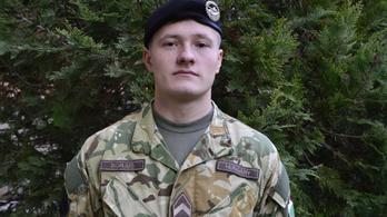 Járőröző katona mentett életet Tatabányán