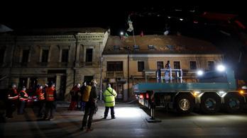 Földrengés: Horvátország három megyét is katasztrófa sújtotta területté nyilvánított