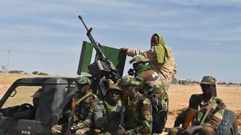 Niger megerősíti katonai jelenlétet a térségben, ahol fegyveresek civileket gyilkoltak