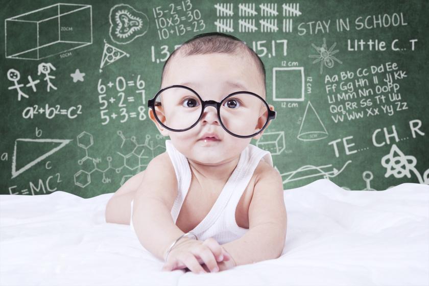 4 érdekes dolog a babák agyáról, amit sokan nem tudnak: már az anyaméhben elkezdődik a nyelvtanulás
