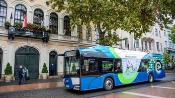 Már elérhető a Zöld Busz program önkormányzatoknak és közszolgáltatóknak kiírt támogatása