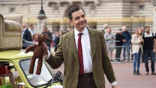 Rowan Atkinson alig várta, hogy véget érjenek a Mr. Bean forgatásai