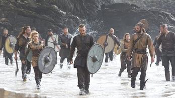 Fordulatos utolsó részekkel búcsúznak a Vikingek