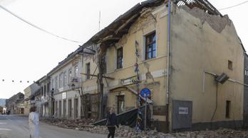 Kétszázmilliós kárt okozott a horvátországi földrengés Magyarországon