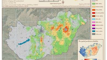 Magyar kutatók közreműködéssel elkészült a szikes talajok világtérképe