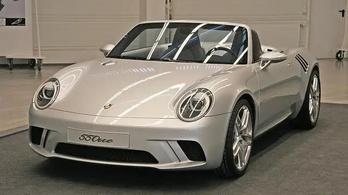 Újabb titkolt Porsche került elő