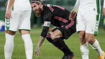 Sergio Ramos akár távozhat is a Real Madridtól