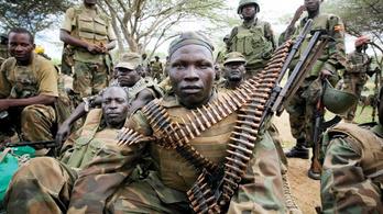 Bozótvágó késekkel mészároltak egy kongói faluban
