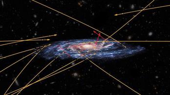 Több száz hipergyors csillag hagyja el épp a galaxist