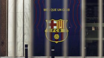 Két koronavírus-fertőzöttet találtak az FC Barcelonánál