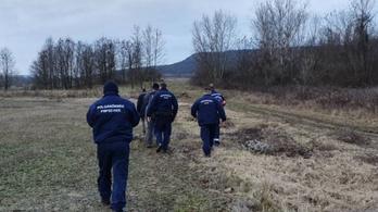 Gólya viszi a fiát: rendőrök hoztak le a hegyről Solymárnál egy bajba jutott túrázót
