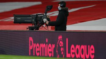 Heti rekord, 40 új fertőzött a Premier League-ben