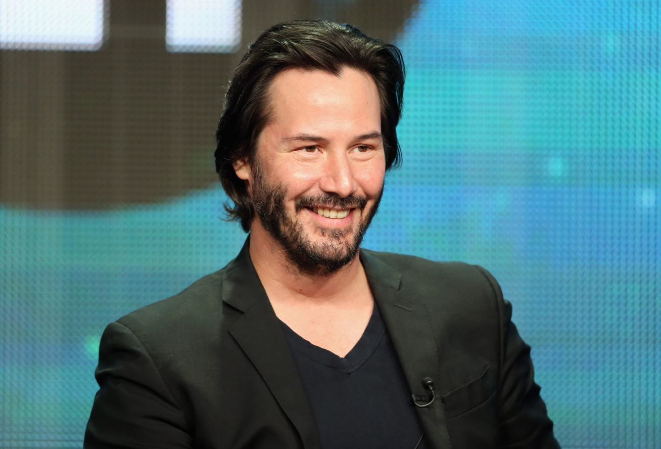 keanu reeves cover