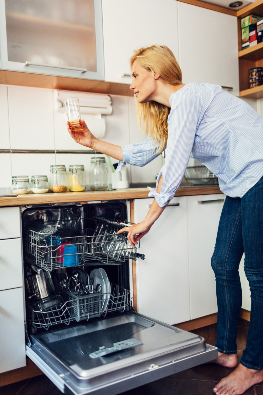 mosogatógép pohárvizsgálat álló ok