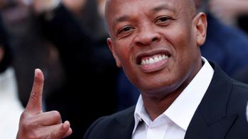 Agyvérzést kapott és kórházba került Dr. Dre