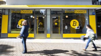 Száguld a bitcoin, újabb rekordot döntött az árfolyam