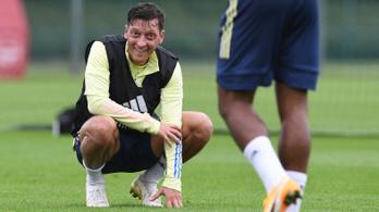 Mesut Özil már a télen távozhat, Törökországba tart