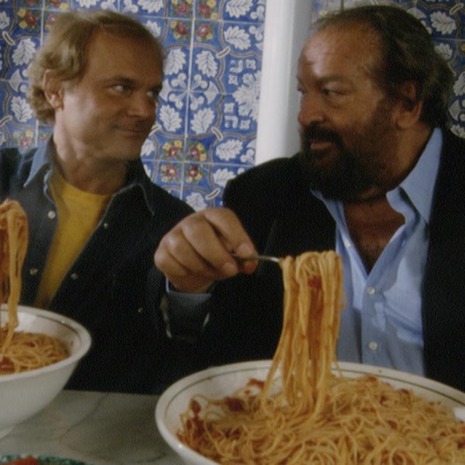A filmtörténelem legemlékezetesebb kajajelenetei: Bud Spencertől Quentin Tarantinóig