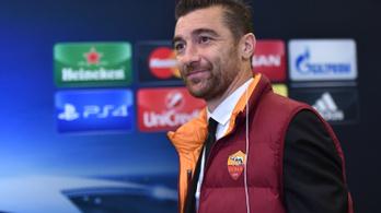 Súlyos autóbalesetet szenvedett az AS Roma menedzsere