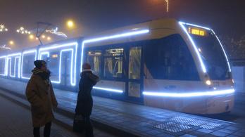 Debrecen lekörözte Budapestet a tömegközlekedés fejlesztésében