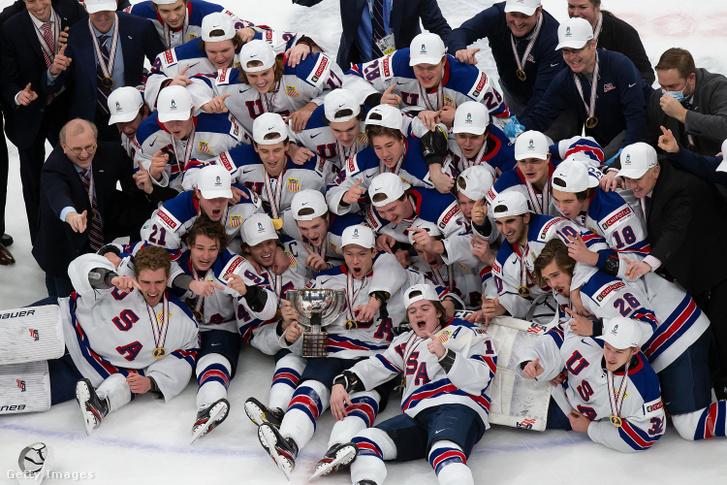 A győztes Team USA
