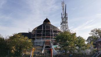 Katolikus katedrális helyett református Makovecz-templom épül Budapesten