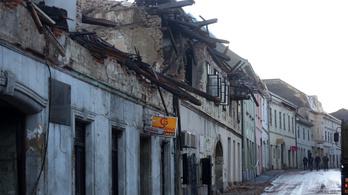 Közel arasznyival tolódott el az egyik horvát település a földrengés miatt