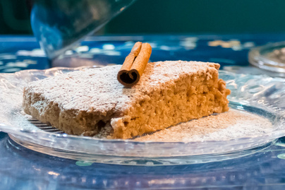 Szuperpuha, keverem-kavarom fahéjas sütemény: tea vagy kávé mellé isteni