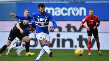 Tizenegy meccs után kapott ki ismét az Inter a Serie A-ban