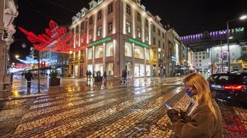 Otthonról neteztek a magyarok szilveszterkor