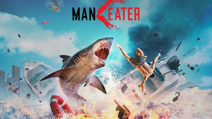 Maneater: lám, a cápa szája tátva (Forrás: Deep Silver)