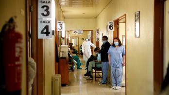 Portugália: napi tízezer fölött az új fertőzöttek száma