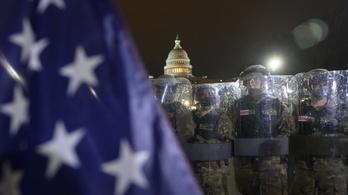 A zavargások sem tudták megakadályozni Biden győzelmének ratifikálását