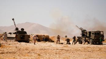 Izrael folytatta légicsapásait Szíria ellen