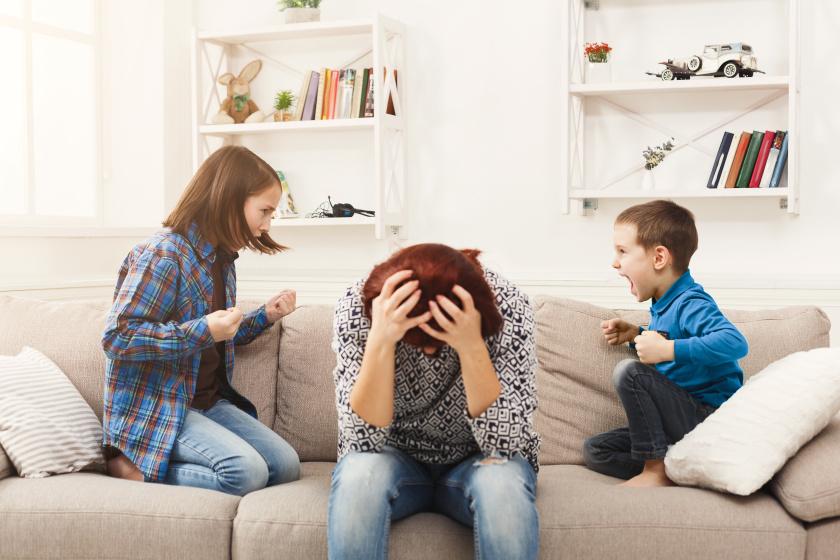 Agyadra mennek a gyerekeid a karantén alatt? Egy trükk, ami segít a klinikai szakpszichológus szerint