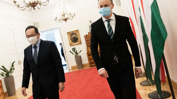 Szijjártó: a pandémia alatt 21 milliárdnyi beruházás jött Japánból