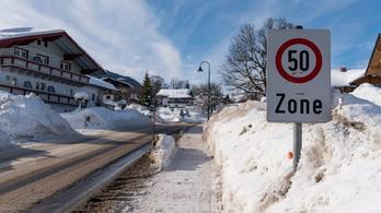 Január 1-től még jobban fájhat egy osztrák gyorshajtási bírság