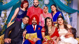 Ezt az indiai nőt szülei adták férjez, azóta elhagyták, és egy házaspárnál talált testi-lelki vigaszt