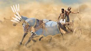 Halálos fegyver egyiptomi módra: 9-es toplista az ókorból