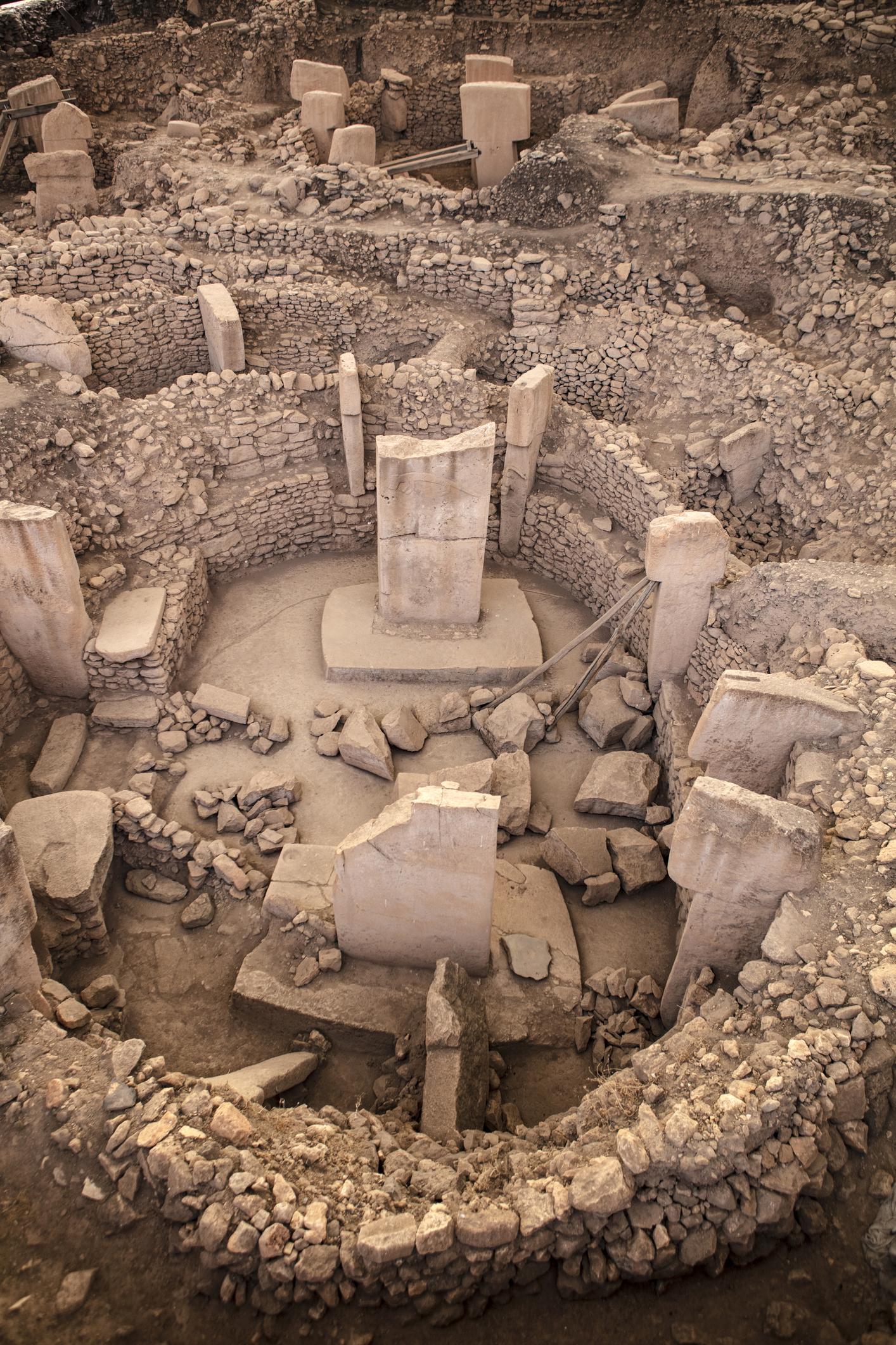 Melyik ősi építményt látod a képen?