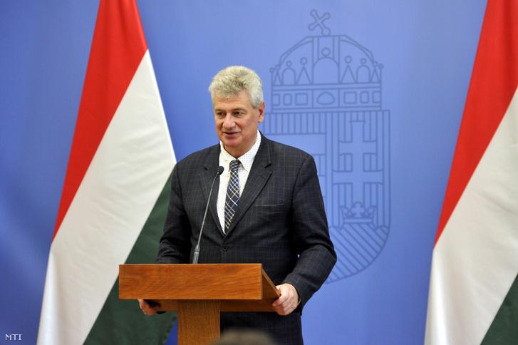 Evgeny Tankhilevich, a Dunaferr vezérigazgató-helyettese