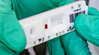 Felfüggesztik az antigéngyorstesztek használatát Szlovéniában