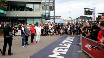 Őszre halaszthatják a Formula–1-es Ausztrál Nagydíjat