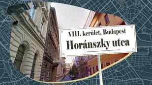 A Horánszky utca névadója még a miniszterelnököt is kihívta párbajra